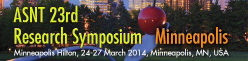 Spring 2014 ASNT Research Symposium, March 24th through 27th